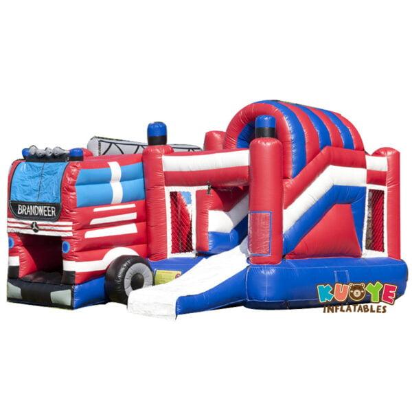 CB001 Combo Fire Truck Jumper