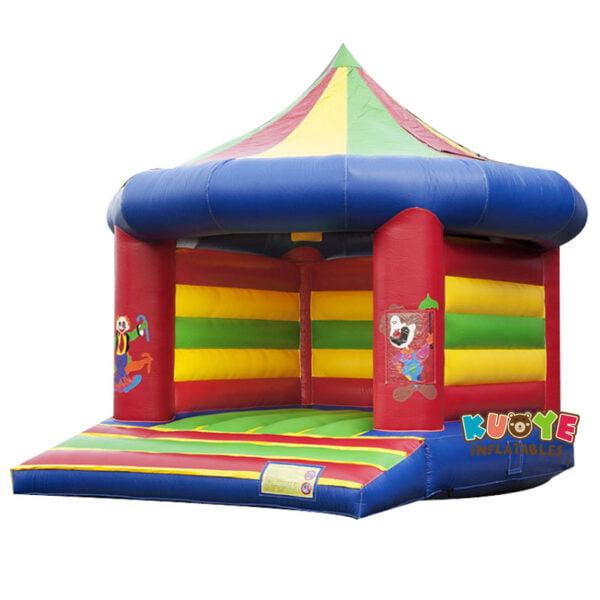 BH033 Carousel Bouncy Castle
