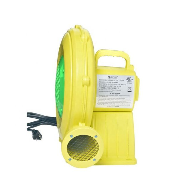 Certificated Inflatable Advertising Nylon Cartoon Blower 4