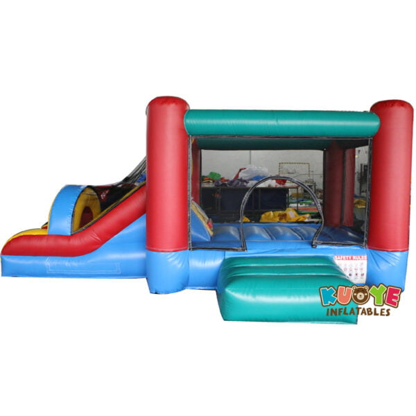 CB013 Min Bouncy Castle Slide