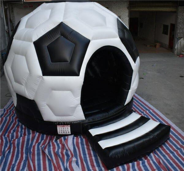 BH1817 Soccer Bouncy Castle Springkussen Heracles 3