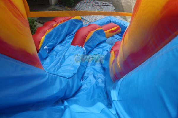 KYSS42 22ft Fire-N-Ice Water Slide 5