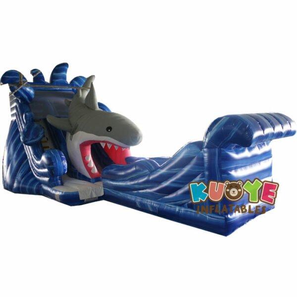 WS006 Giant Shark Water Slide