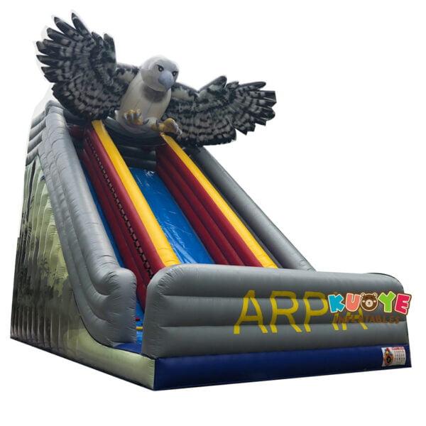DS1821 Inflatable Eagle Slide