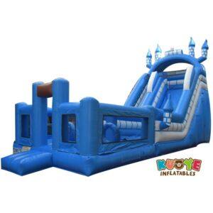 SL036 Multiplay Slide Castle Inflatable