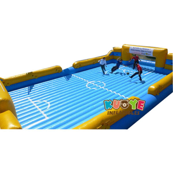 SP010 Inflatable Soap Soccer Football Field