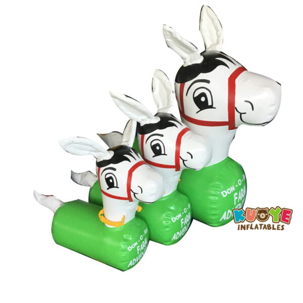 SP013 Inflatable Horse Derby Racing