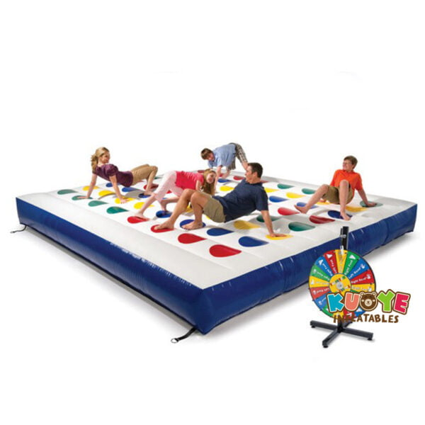 SP012 Inflatable Twister Game
