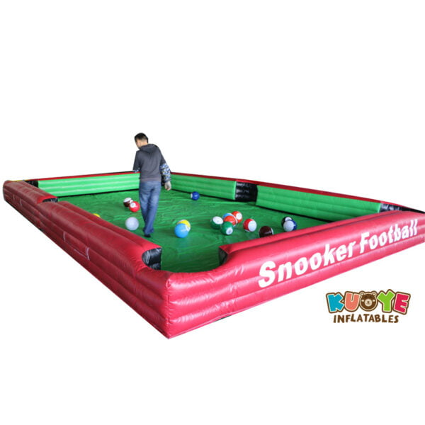 SP007 Giant Inflatable billiards Pool Table
