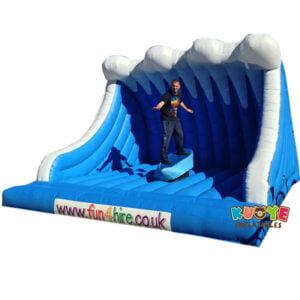 SP1850 Inflatable Surf Simulator / Mechanical Surfboard
