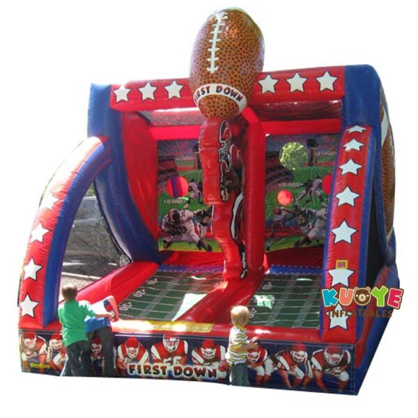 SP1802 First Down Inflatable Football Game