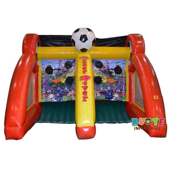 SP1807 Soccer Fever Inflatable Challenge Game