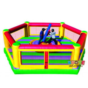SP1816 Battle Game Joust Arena Inflatable
