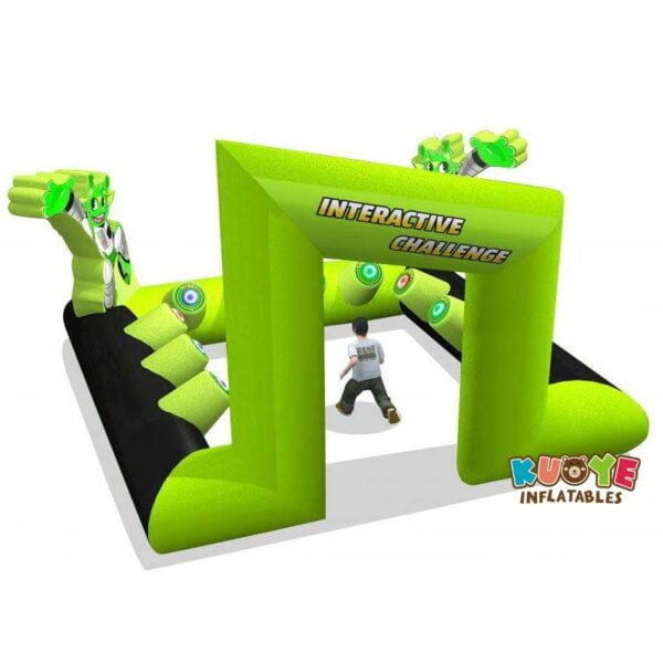 SP1819 Inflatable Interactive Challenge with IPS