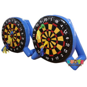 SP1827 2.5m Airtight Ourdoor Inflatable Soccer Dart Board Game