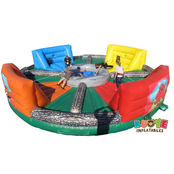 SP1841 Hippo Chow Down Inflatable