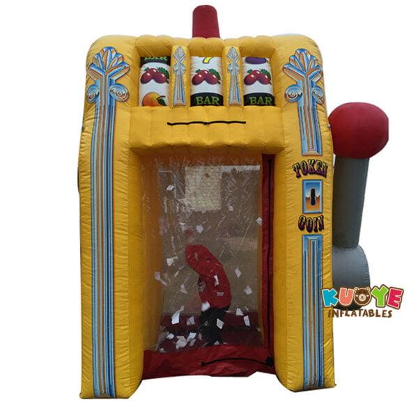 SP1857 Inflatable Money Cash Machine