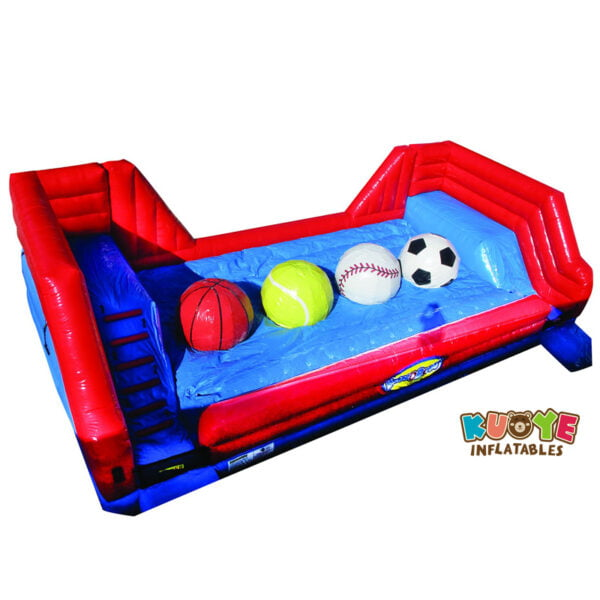 SP1860 Big Baller Game Inflatable Obstacle Course