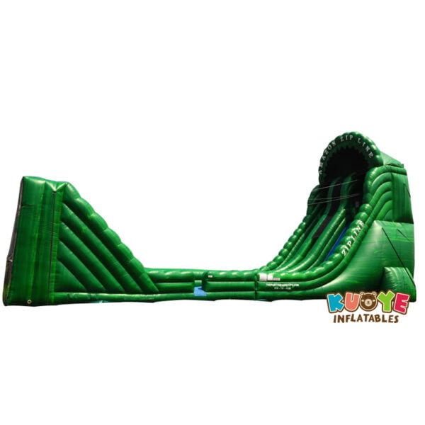 SP1864 Inflatable Amzon Zip Line