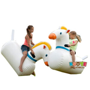 SP1876 Inflatable Bouncy Horses