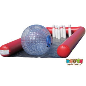 SP1878 Inflatable Bubble Bowling