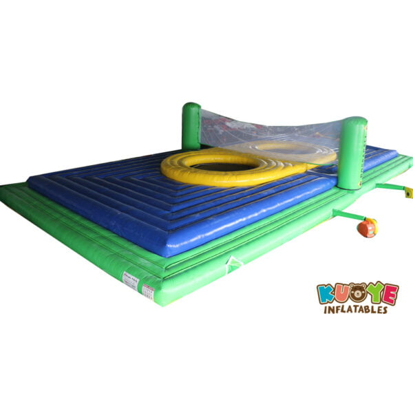 SP1879 Durable Inflatable Bossaball Court For Inflatable Sports Games 2