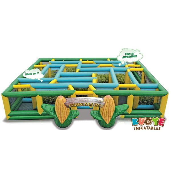 SP021 Ourdoor PVC Inflatable Corn Maze