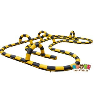 SP039 Inflatable Racing Track for Go Kart and Zorb Balls