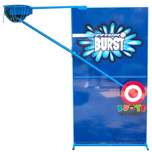 SP019 New Pitch Burst Water Balloon Carnival Game