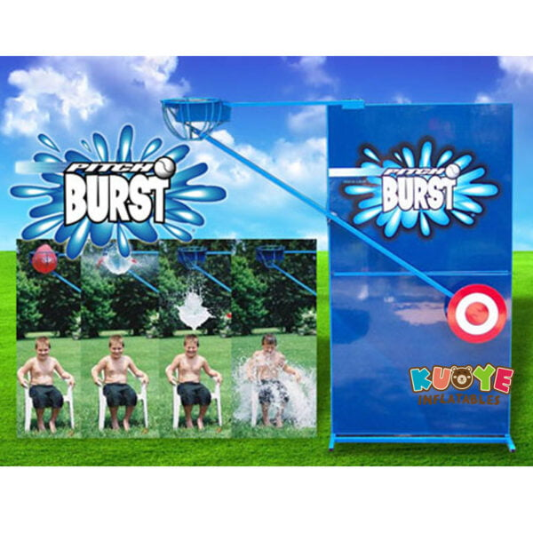 SP019 New Pitch Burst Water Balloon Carnival Game 2