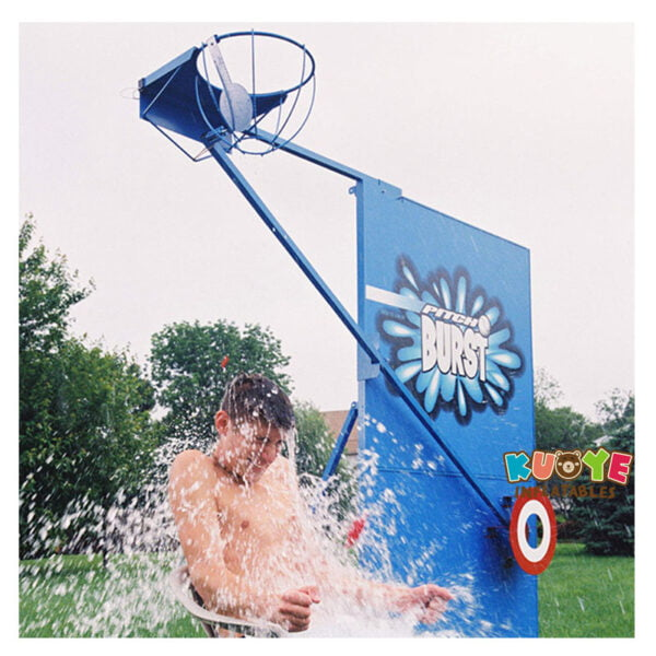SP019 New Pitch Burst Water Balloon Carnival Game 4