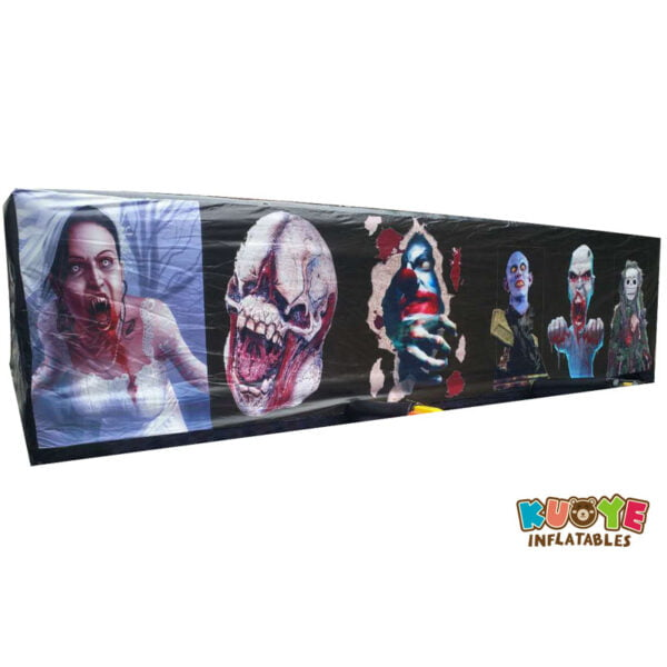 SP020 PVC Halloween Inflatable Haunted Maze Walking Dead Theme 3