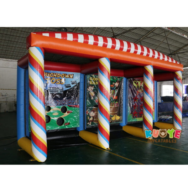 SP1804 Inflatable 3-in-1 Carnival Game 4