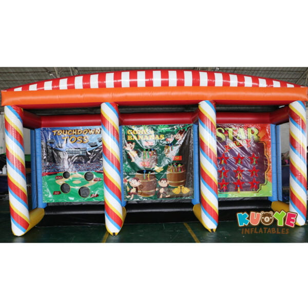 SP1804 Inflatable 3-in-1 Carnival Game 2