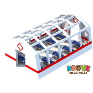 TT002 Inflatable Medical Tent Marquees 2