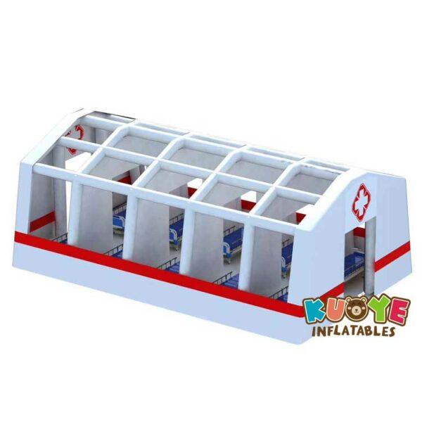 TT003 Inflatable Car Spray Booth 2