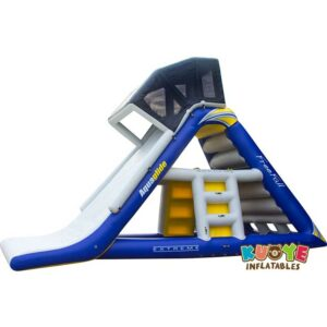 WG1888 Freefall Supreme Water Slide Inflatable For Sea