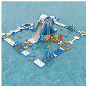 WP004 Inflatable Aqua Park for Summer