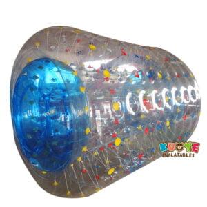 WG1843 Transparent Roller Wheel Inflatable