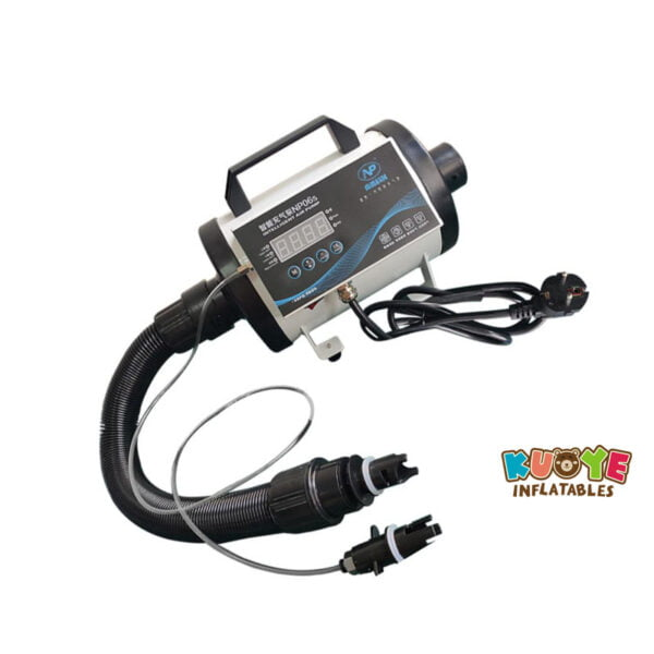 Intelligent Air Pump with Automatic Pressure Air Blower for Inflatable Airtight Tent