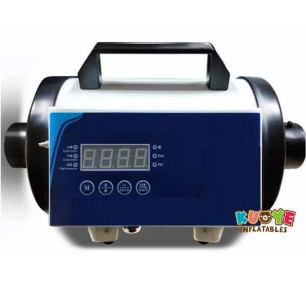 Intelligent Air Pump with Automatic Pressure Air Blower for Inflatable Airtight Tent 3