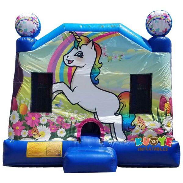 BH053 Unicorn Bounce House