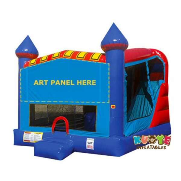 BH054 Module Castle 4-in-1 Combo Inflatable
