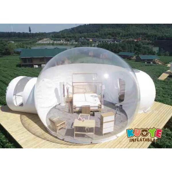 TT009 5m Bedroom Luxurious Single Tunnel Inflatable Bubble Tent