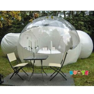 TT010 4m Dome Inflatable Bubble House for Camping