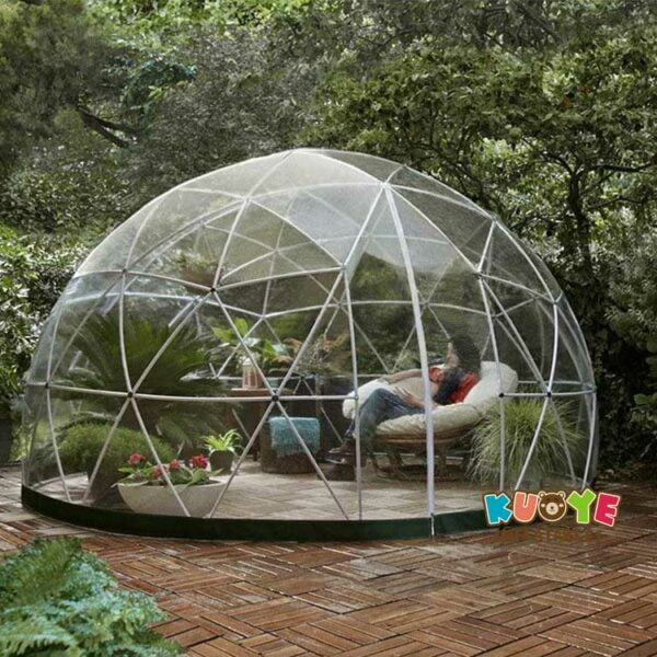 TT012 5m Outdoor Frame Clear Bubble Tent 2
