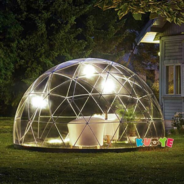 TT012 5m Outdoor Frame Clear Bubble Tent 3