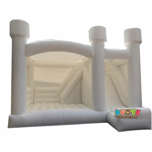 CB064 Wedding White Inflatables Combo