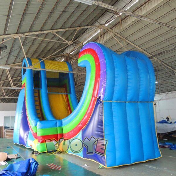 WS001 21ft Rampage Water Slide 3