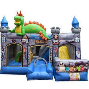 CB073 Dinosaur Bouncy Castle